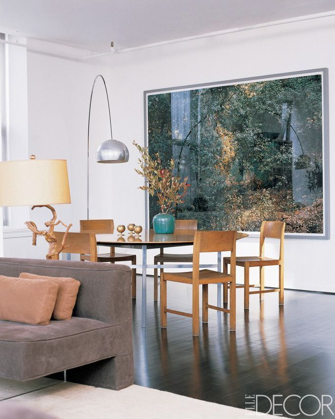 Family Affair: Julianne Moore and Bart Freundlich's West Village Apartment - ELLEDecor.com