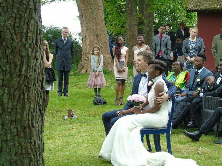 Udendørs bryllupper