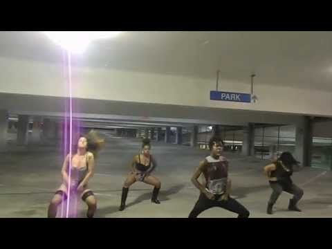 Kanye West - Black Skinhead // On Sight (Choreography by Sevyn)
