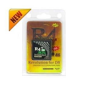 R4i Gold 3DS RTS card for Nintendo 3DS
