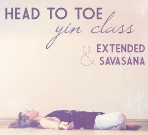 head to toe yin sequence  extended rest  nancy nelson