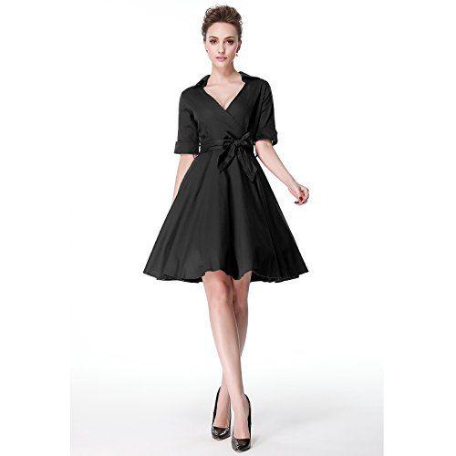 Heroecol 50s 60s Hepburn Short Sleeves Style Vintage Retr... http://www.amazon.com/dp/B017BQ2IX2/ref=cm_sw_r_pi_dp_CoUuxb0KJTBK1