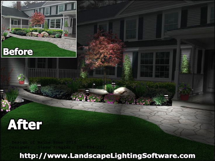 14 best landscape lighting software examples images on pinterest landscape lighting software and lighting effects allows designer steve ziegler from windham maine to show aloadofball Image collections