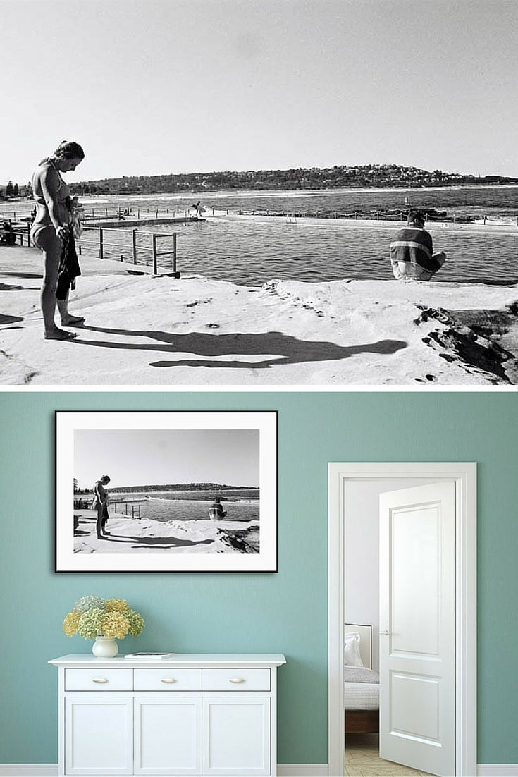84 best blue decor living room images on pinterest bedroom looking for the perfect beach gift for her this unique black and white wall art fandeluxe Gallery