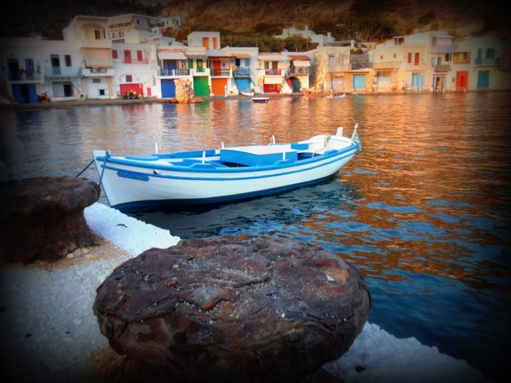 Klima-Milos greece