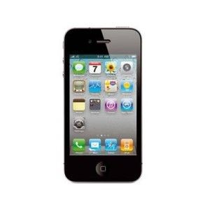 Apple iPhone 4 with 5MP Primary Camera, 4GB Memory Card, iOS operating system