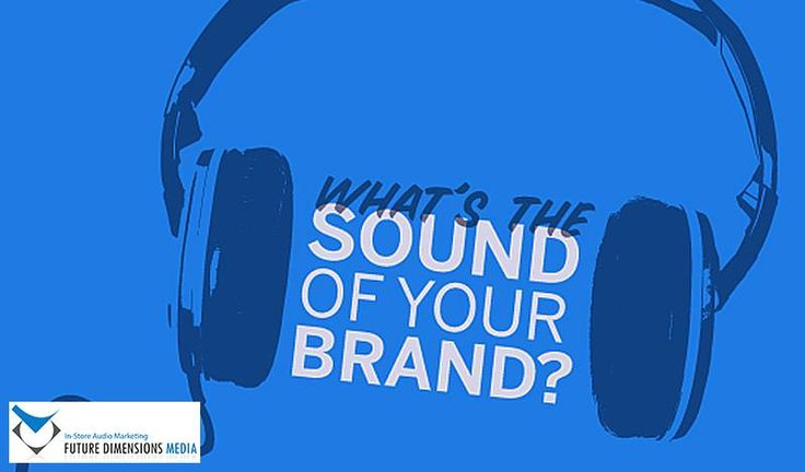 At Future Dimensions Media we provide back ground music and messaging specifically designed for your individual brand. #SonicBranding