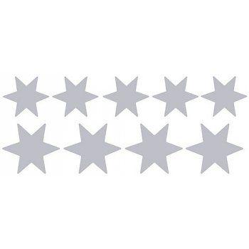 Stammetjes serie 76 - zilveren sterren