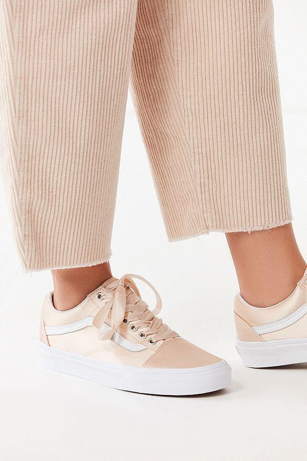 Vans Satin Lux Old Skool Sneaker