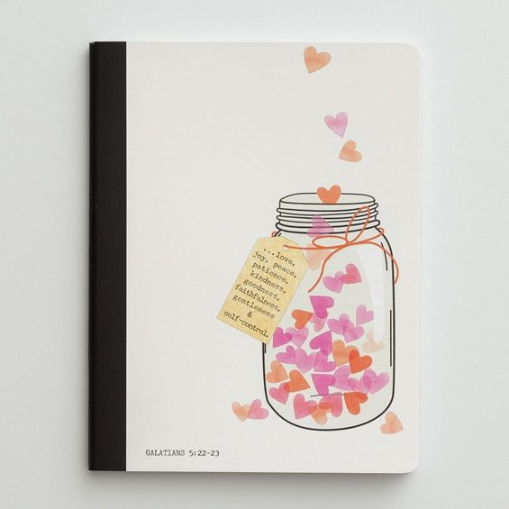 Sadie Robertson - Love, Joy, Peace - Composition Notebook