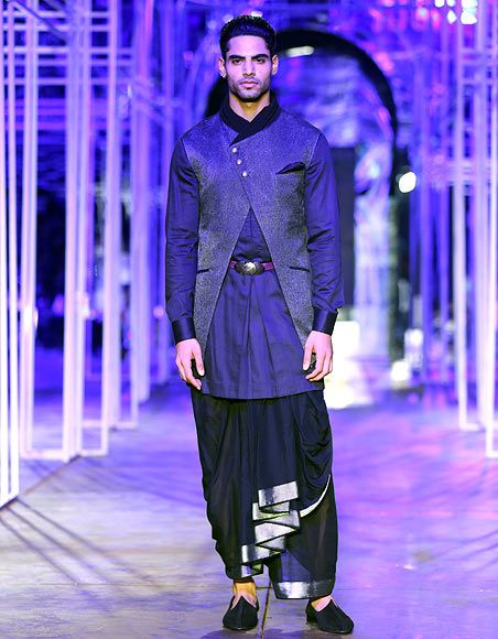 Tarun Tahiliani's Collection at the Aamby Valley India Bridal Fashion Week, 2013 https://www.facebook.com/TarunTahiliani