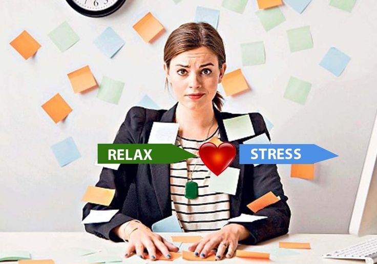Η ΑΠΟΚΑΛΥΨΗ ΤΟΥ ΕΝΑΤΟΥ ΚΥΜΑΤΟΣ: Άγχος και Καρδιά: Πώς την επηρεάζει και πώς θα την...