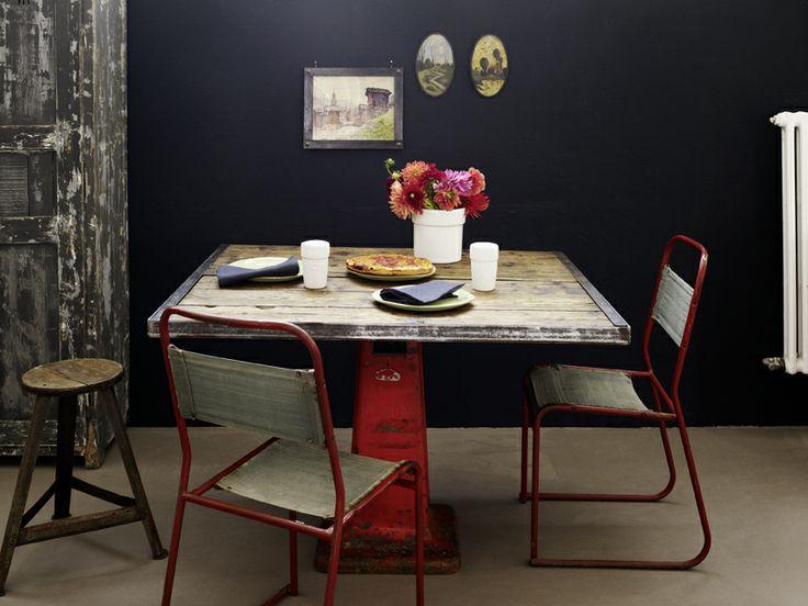 """Eat"" Styling: Marianne Kohler Nizamuddin, Photography: Eric Schmid, for Walter"