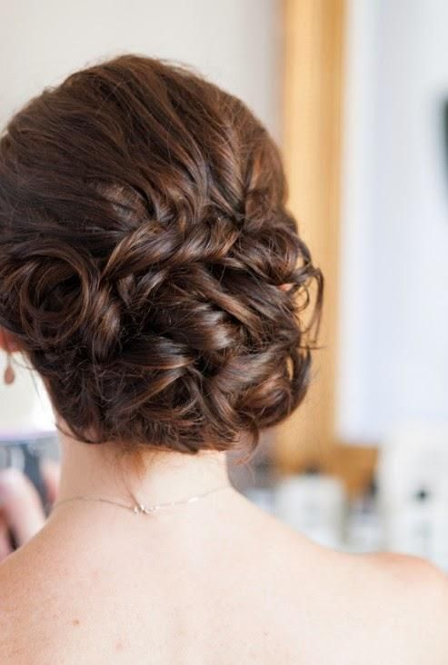 15 recogidos bonitos para novias