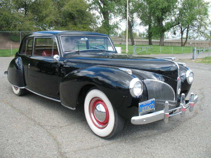 1941 lincoln continental flathead v12 the dinosaurs pinterest nice coupe and photos. Black Bedroom Furniture Sets. Home Design Ideas