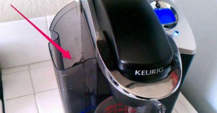 La meilleure technique pour nettoyer les machines à café? La voici!
