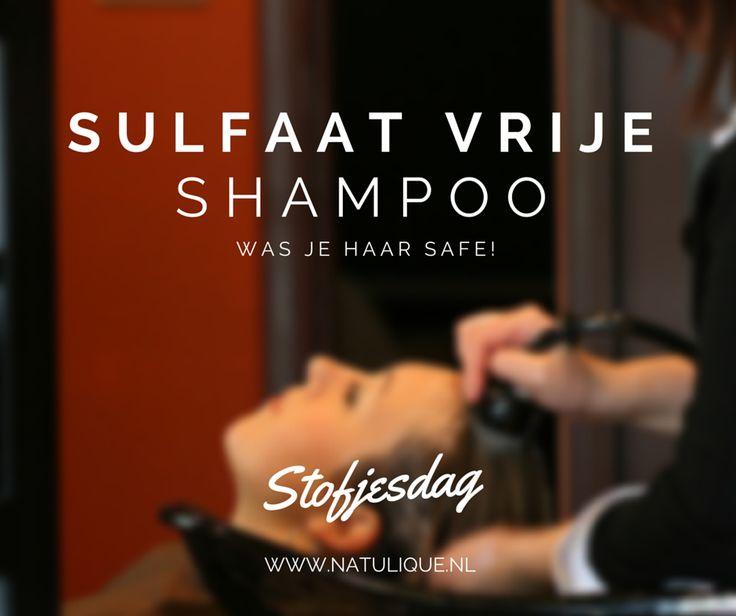 In de haarproducten die je als kapper en consument dagelijks gebruikt zitten verschillende chemicaliën verwerkt. Deze kunnen een negatieve werking hebben op je gezondheid. Dit keer geven we meer informatie over sulfaat en hoe je deze stof kunt vermijden. http://www.natuliquenederland.nl/nieuws/wat-is-sulfaat-en-sulfaatvrije-shampoo