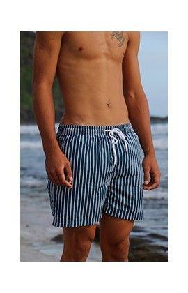 Cet été 2016, Suitsand propose sa nouvelle collection de short de bain pour hommes. Ce maillot de bain dispose de 2 poches latérales. #maillot #bain #homme