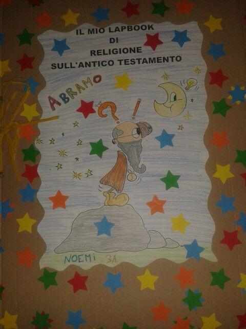 Lapbook religione antico testamento