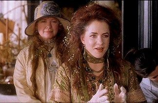 Dianne Wiest & Stockard Channing in Practical Magic