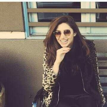 Mahira Khan....