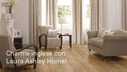Laura Ashley home, Laminato in stile britannico trovate su Living Parquet - store for floors
