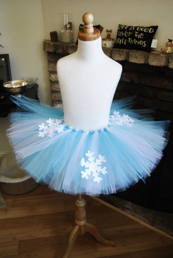 Snow+Queen+Elsa+Inspired+Snowflake+Tutu+by+OurSweetSomethings4U,+$20.00