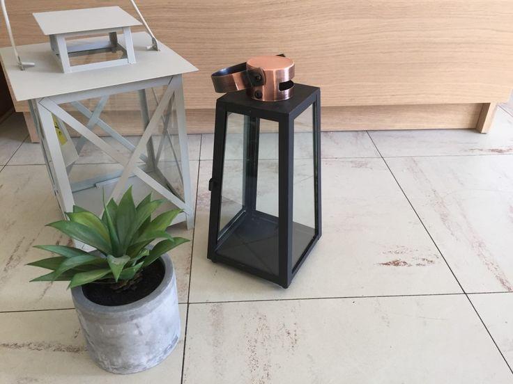 #BonPlan #déco avec cette #fausse #plante à 3€ et ces #lanternes à 7€, le tout chez #babou !
