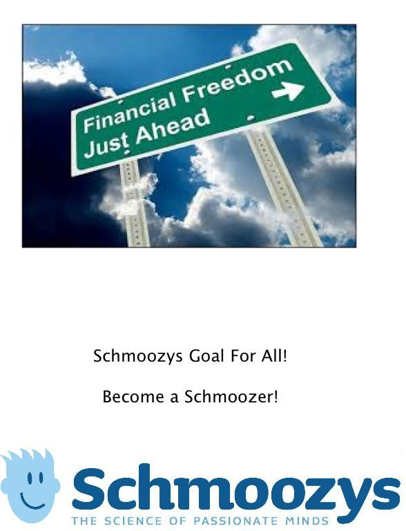 how to become a schmoozer