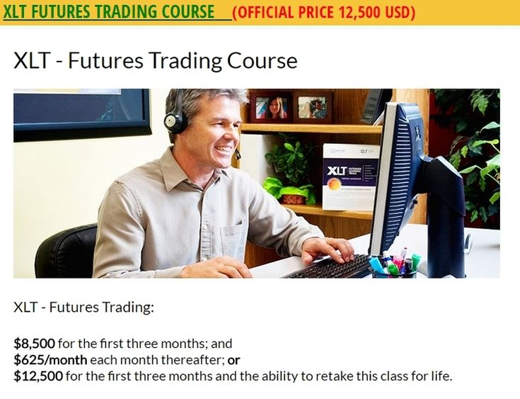 Online trading academy xlt forex