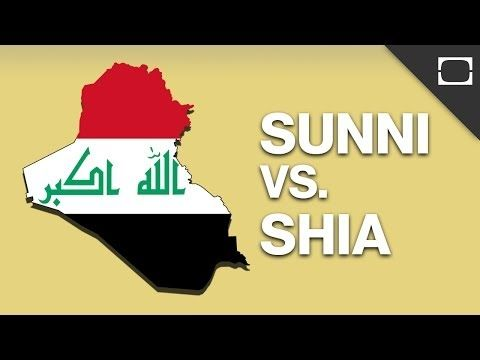 EDUCATE YOURSELF! Middle East: Learn the difference between Sunni & Shiite Muslims, and things get a little easier to understand.