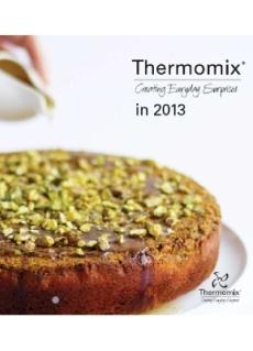 Thermomix Calendar 2013
