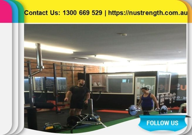 Personal Trainer Rochdale - NuStrength Training Studio