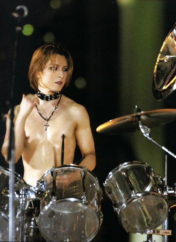 X Japan - Yoshiki Hayashi