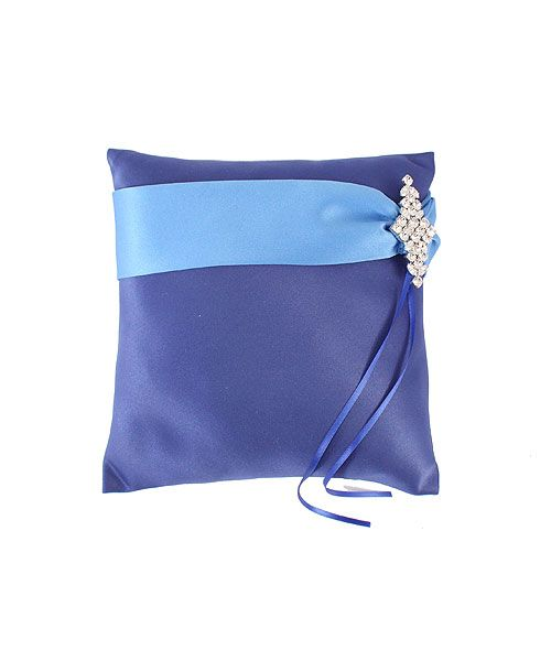 The Crystal - Color Personality Ring Pillow