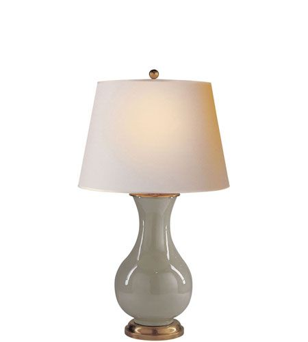 visual comfort chart house large baluster vase table lamp comfort lighting lights visual comfort - Living Room Lamps