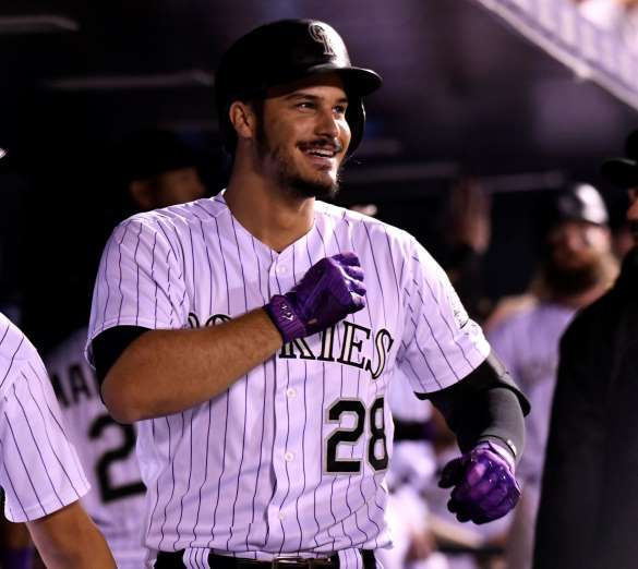 20 most valuable MLB stars  -   August  30, 2017:  14. NOLAN ARENADO, 3B, ROCKIES  -   WAR: 5.8  -   Salary: $11.75M  -   Surplus value: $40.45M  -  MORE...