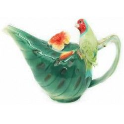 Gorgeous Rosella teapot. Amazing, Vibrant colour |Free Delivery in Australia at Red Wrappings|