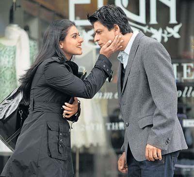 A nurturing relationship - My Name is Khan (2010) .... Shahrukh Khan and Kajol