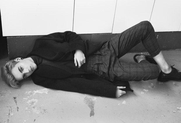Radek Pestka at Avant Models by Adam Cekiera