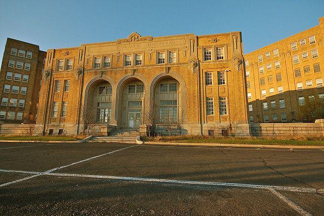 Nj Used Car Center >> Gold   Abandoned hospital, Abandoned and Abandoned places