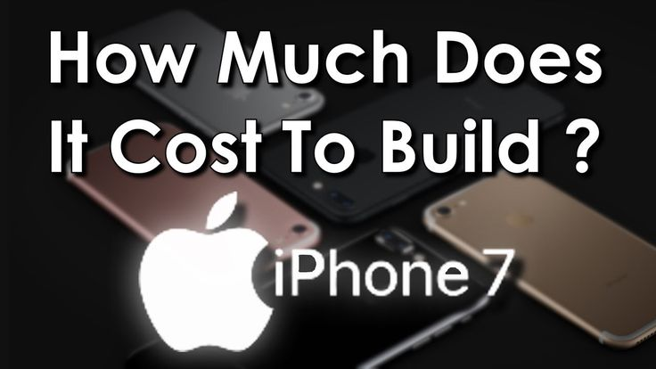 iPhone 7 - How Much Does It Cost To Build | price of iphone 7 in the philippines - WATCH VIDEO HERE -> http://pricephilippines.info/iphone-7-how-much-does-it-cost-to-build-price-of-iphone-7-in-the-philippines/      Click Here for a Complete List of iPhone Price in the Philippines  ** price of iphone 7 in the philippines  How Much Does It Cost To Build The iPhone 7 – For More – Subs – Thanks Music Used: Good for Nothing Safety #Iphone7...  Price Philippines
