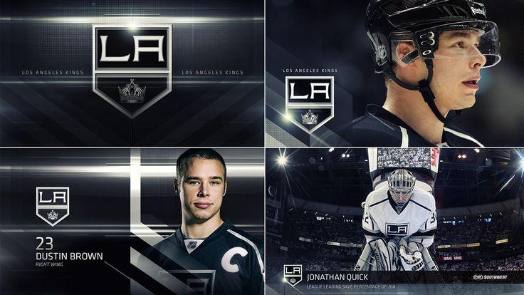 NHL on FSN 2015 // Trollbäck + Company on Behance