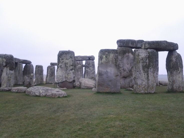 Stonehenge, England Feb2013