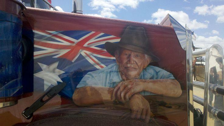 #outback #aussie #DeniUteMuster #RMWilliams