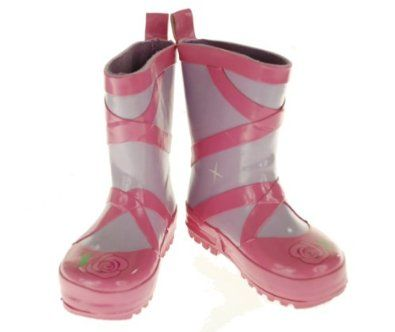 Kidorable Ballet Rain Boot (Toddler/Little Kid), Pink, 9 M US Toddler KIDORABLE. $24.99