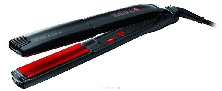 Valera 100.02 SwissX Logica, Black профессиональный выпрямитель