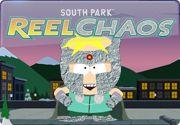 Представляем вам продолжение популярнейшего аппарата South Park, по мотивам одноименного мультфильма, игровой автомат Южный Парк Доктор Хаос. Опробовать все его плюсы вы можете просто сейчас, ведь игра на нем, как и на остальных автоматах Slots-V, бесплатна и не требует регистрации. Аппарат встречает игрока пятью барабанами, на которых установлено 20 линий, их количество нельзя изменить, его особенность – в увлекательнейшей бонус игре