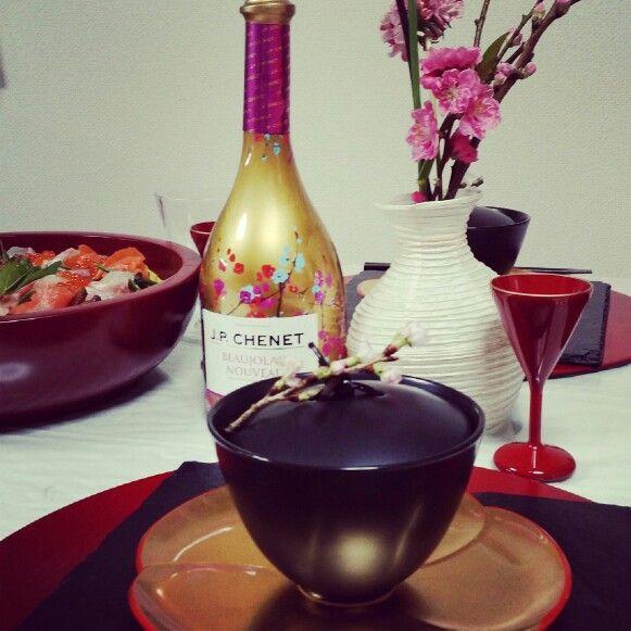 tablecoordinate ひな祭り