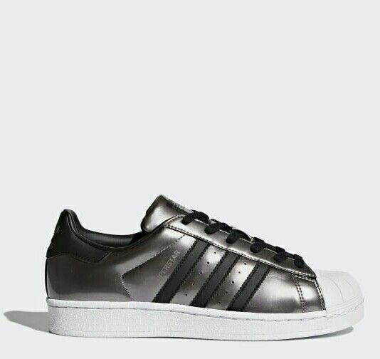 reputable site a94f7 4f7d9 ADIDAS SUPERSTAR CORE BLACK CORE BLACK FTWR WHITE (Code  BY9181)